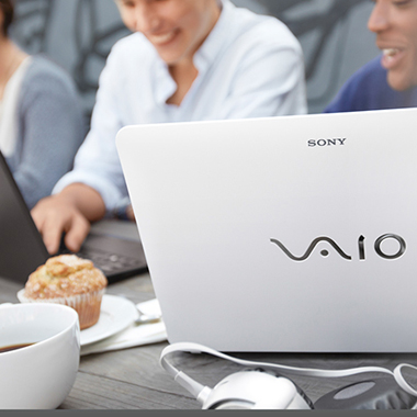 Sony VAIO Demo Application